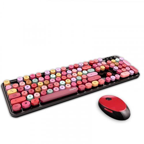 Sweet Colorful 混彩系列 - 口紅鍵盤連滑鼠